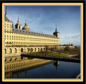 El Escorial was considered in Spain, under Franco's rule, as the 8th World Wonder