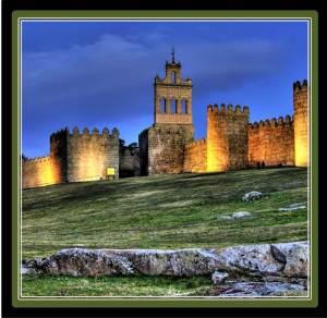 Avila is the land of mythics Saint Teresa de Jesus and Saint Juan de la Cruz, two mysthic glories of 17th Century Spanish Golden Age, our literature climax