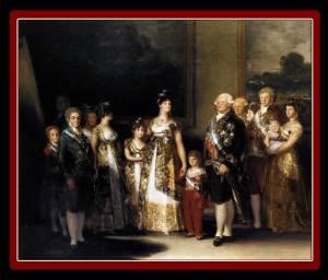 05. Familia de Carlos IV