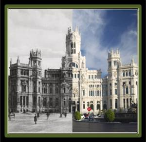 Originally designed as the Headquarters of The Post, it now hosts Madrid's Town Hall.
