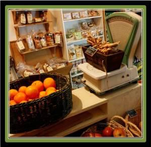 18. Organic shop