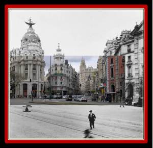 38. Madrid ayer y hoy