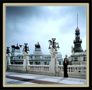 The Casino of Madrid is 5 minutes away from VillaJardines (photo from elblogdemarialeon.com)